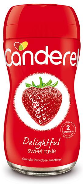 Canderel Granules packshot
