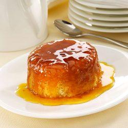 Caramelised Orange Upside-Down Pudding