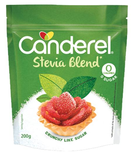 Canderel Stevia Blend packshot
