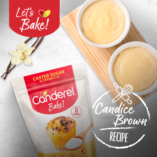 Candice Brown's Vanilla Custard