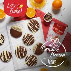 Candice Brown's Chocolate Orange Shortbread